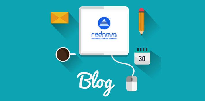 ¡Bienvenido al Blog de Crecimiento y cambios saludables de Rednova!